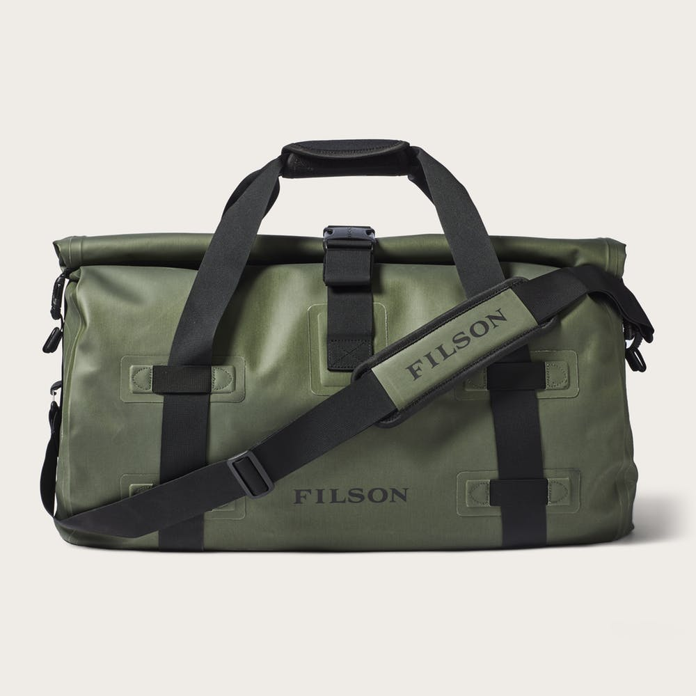 FILSON MEDIUM DRY DUFFEL BAG € 250,-