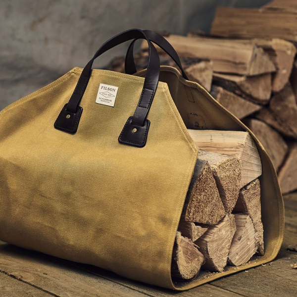 FILSON LOG CARRIER € 119,-