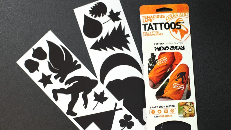 TATTOOS REPAIR PATCHES € 10,95