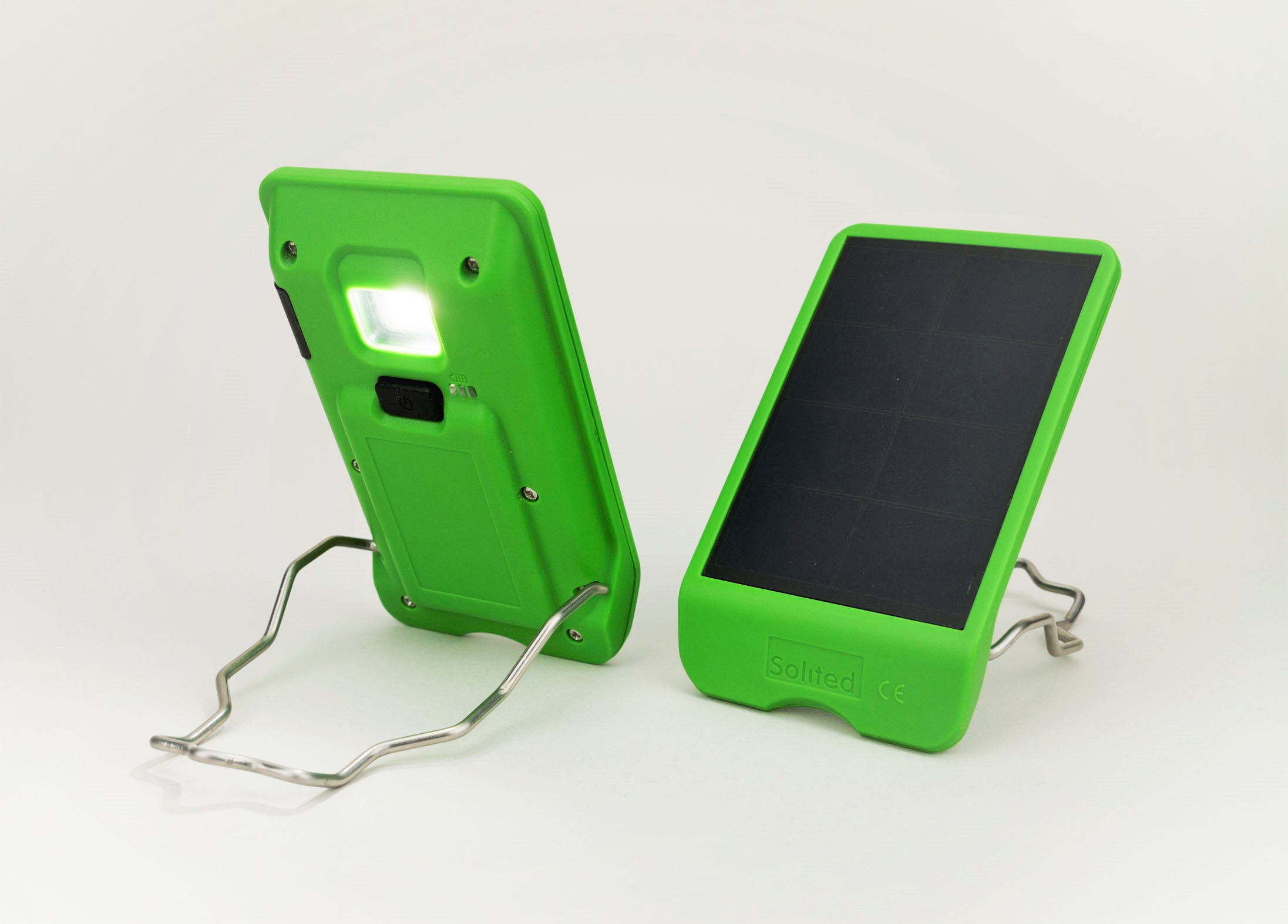 SOLITED SOLAR LED CHARGER €46,95