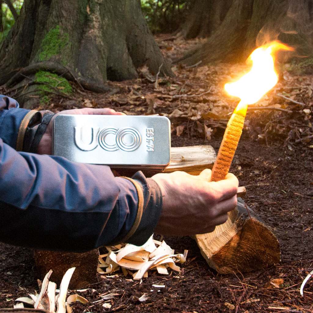 UCO BEHEMOTH STORMPROOF SWEETFIRE FIRESTARTER 9-PACK €19,95